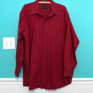 Men's extra-large Claiborne dress shirt